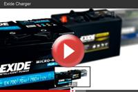 Exide batteriladdare - Film