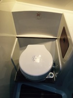 installer selv et søtoilet og septiktank ombord på skibet