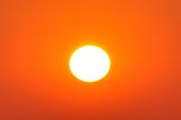 Afrikas röda sol