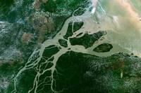 Amazonas akter om tvärs