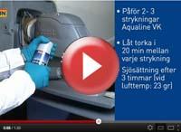 Så här använder du Aqualine VK - Film