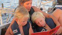 Artikel om familjen Hammarberg