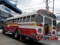Coolaste bussen i stan