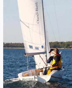 Dags för seglarskola