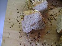 Feigen- und Haselnussbrot aus dem Omnia Miniofen