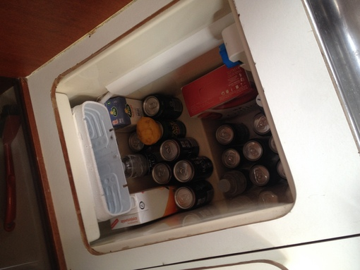 Kühlschrank Zierleiste : Einbau eines kühlschranks watski bootszubehör