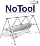 No Tool Decksgestelle