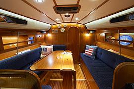 Rätt belysning i båten