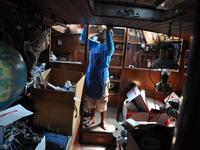 Renovering, nya gömställen och total kaos