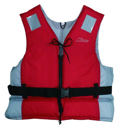 Rettungsweste oder Schwimmhilfe
