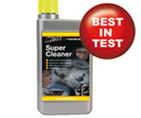 Super cleaner - Bäst i test