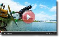 Wake und Skate auf einem Frachtschiff