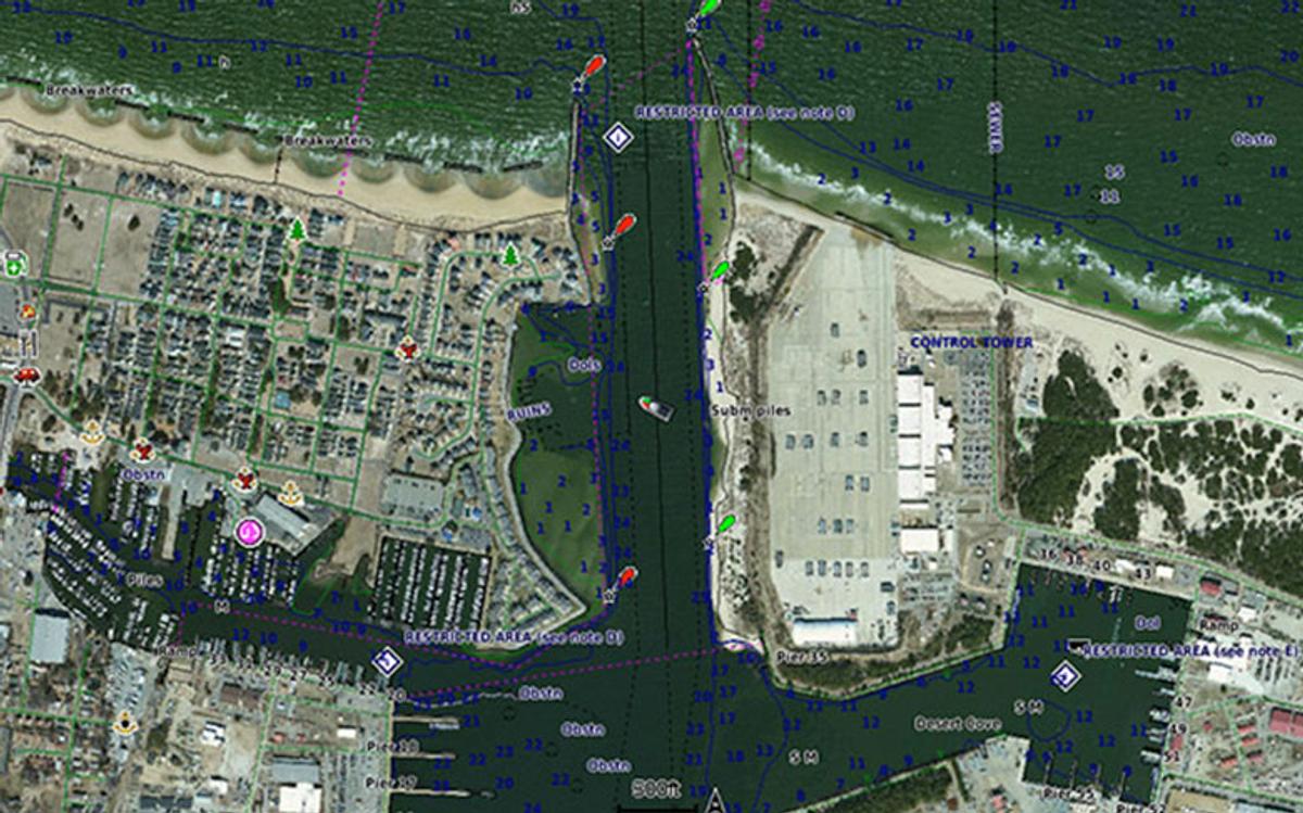 Satellitbilder