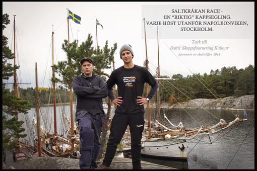 Saltkråkan Race i Stockholm