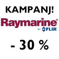 Raymarine inbyteskampanj -30%