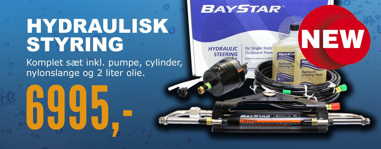 Hydraulisk styring